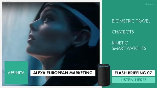 AFFINITÀ | Alexa European Marketing Flash Briefing 07
