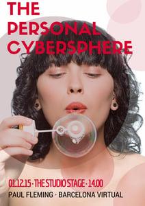 Paul Fleming spoke at Eurobest 2015 in Antwerp, Belguim on the importance of The Personal Cybersphere