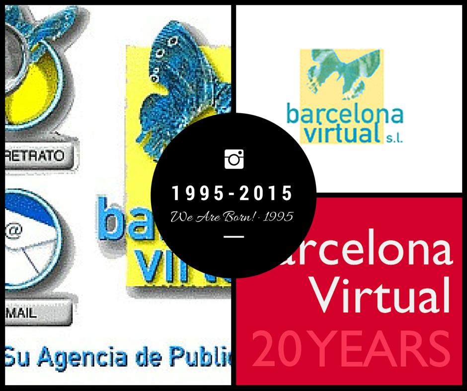 Barcelona Virtual - Day 0 . 1995