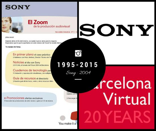 Barcelona Virtual - Day 09 . 2004