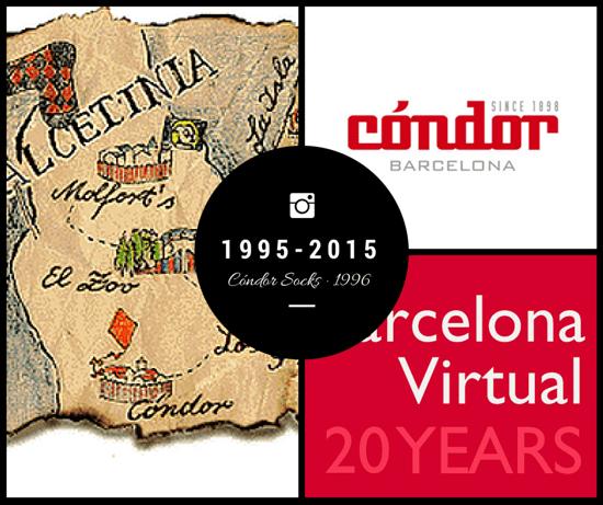 Barcelona Virtual - Day 1 . 1996