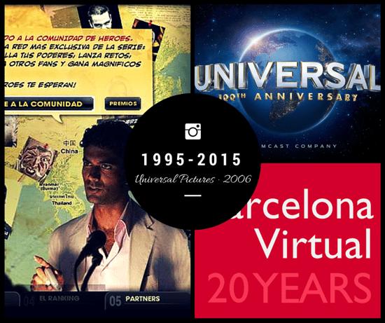 Barcelona Virtual - Day 11 · 2006