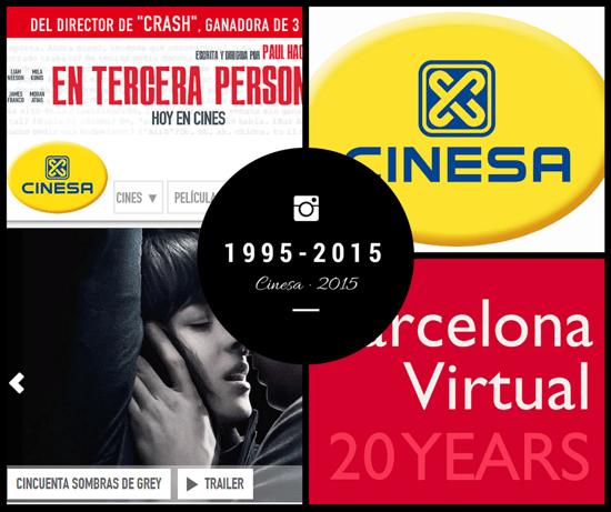 Barcelona Virtual - Day 20 . 2015