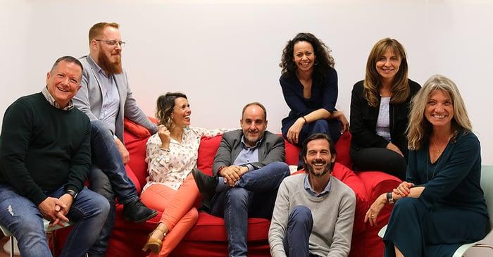 The Senior Specialist Team of the Barcelona Virtual Innovation Lab