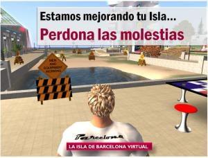Barcelona es una agencia pionera en el uso de mundos virtuales 3D para crear comunidades online