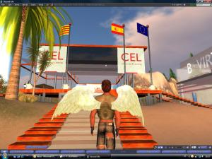 The CEL: Barcelona Virtual's new Center for Virtual Meetings and E-Learning