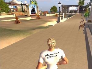 En 2007, Barcelona Virtual fue la primera agencia española que abrió oficinas en Second Life; 3 años después, su
