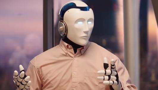 LIDL - Robot at the Family Christmas Dinner Spain - 2090