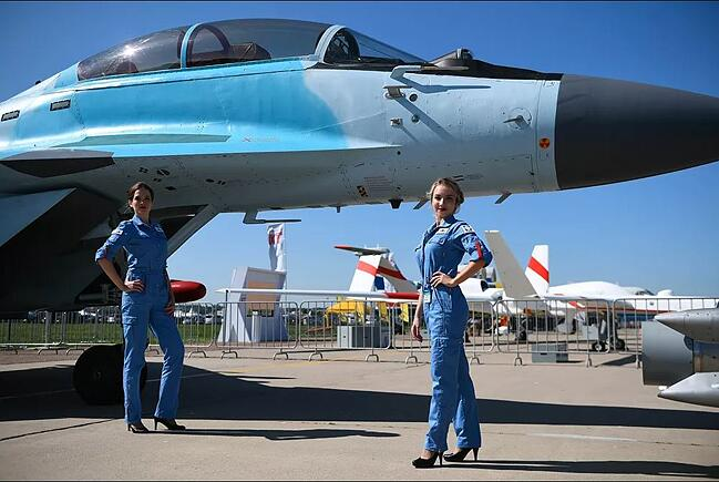 MIG fighters now have the Voice Assistant Rita