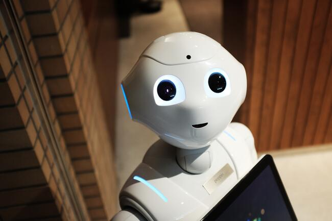 AI is not just about cute robots. Apply it to your Marketing to optimise results