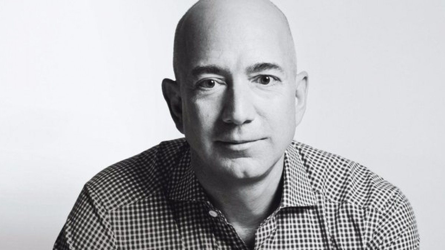Jeff Besos - Entrepreneur.com
