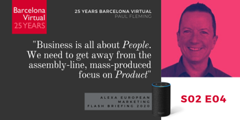 Paul Fleming, Barcelona Virtual